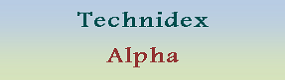 Technidex Alpha